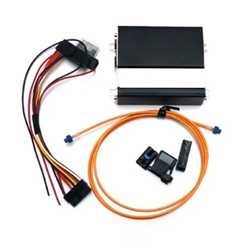 Interface audio fibre optique pour range rover l322 depuis for Cable de telephone exterieur
